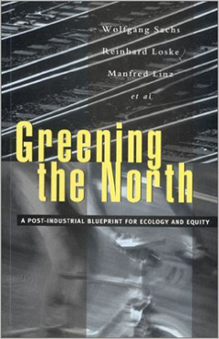 "Cover: ""Greening the North"""